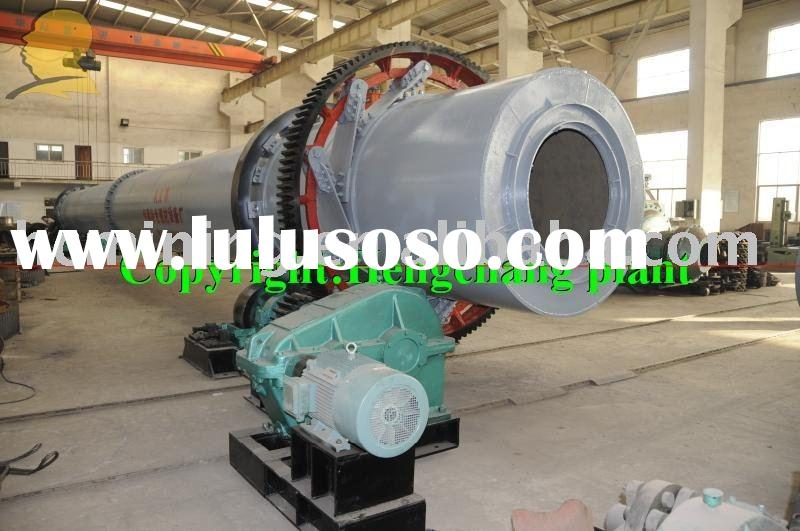 ore concentrate drying equipment--ore rotary dryer