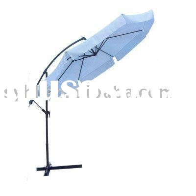 outdoor garden Umbrella with polyester fabric