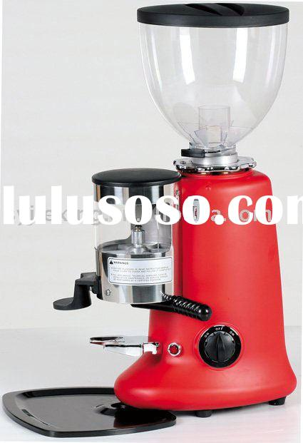 red color automatic italian Coffee Grinder for commercial