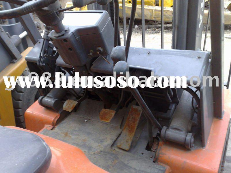 second hand forklift 3ton