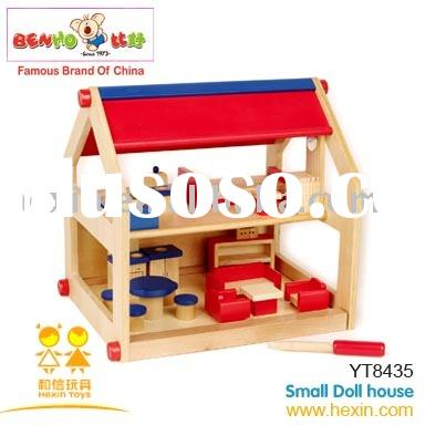 small doll house (doll house,toy house,mini-house toy)