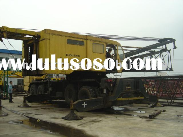 used KOBELCO P&H 9170 TC 150 ton Lattice Boom truck crane, in quite good working condition