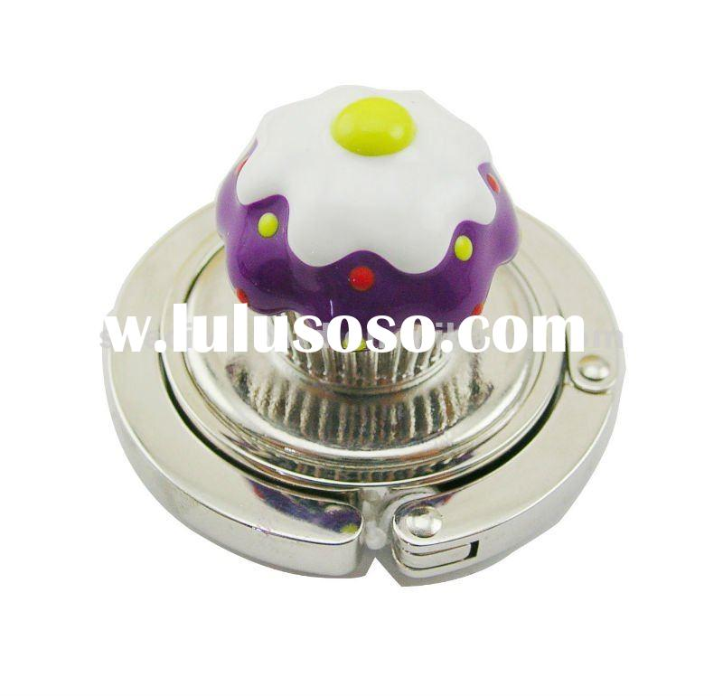 wholesale cupcake metal bag holder for table,weight capacity : 7kg,various colors,good quality,pass