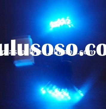 Affordable Battery Operated LED String Light:MSL02-02-Blue