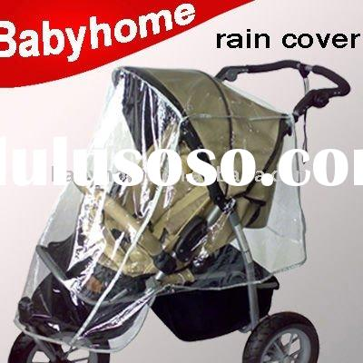 CE certificate high quality baby stroller rain cover