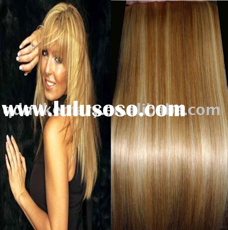 Clip in Hair extension / 8-30inch / highest quality human hair