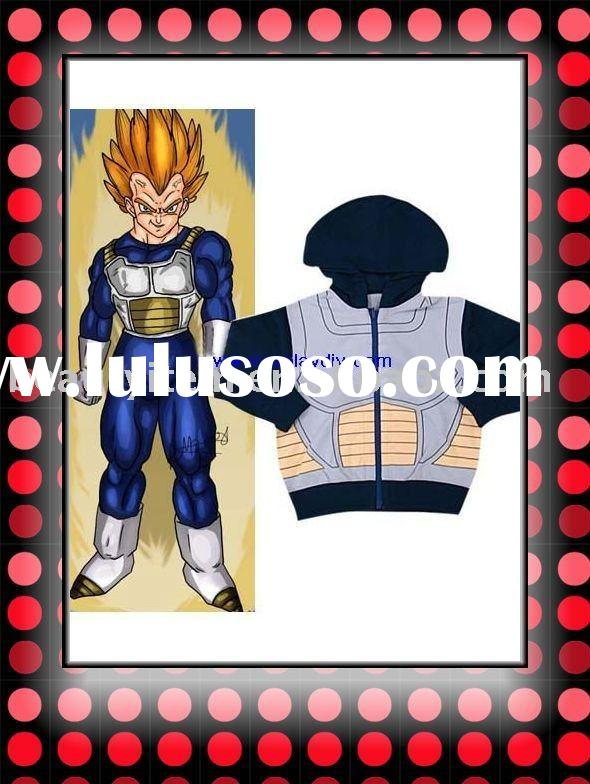 Custom made Dragon Ball Z Vegeta Cosplay Costume
