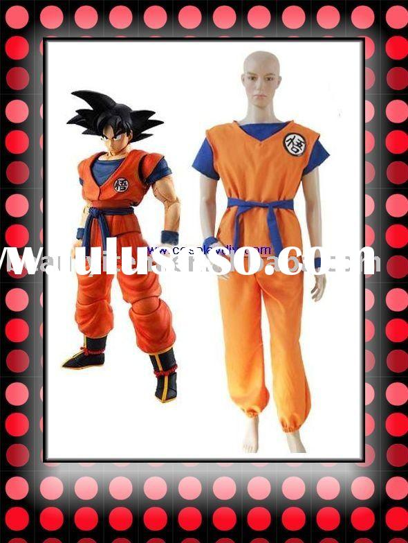 Custom made Hot sale Dragon Ball Costume
