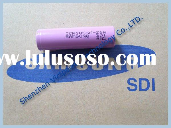 ICR18650-26A SAMSUNG 2.6Ah 18650 Lithium-ion Rechargeable battery cell