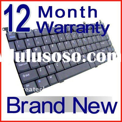 Replacement for Dell Inspiron 1100 1150 2600 US keyboard 6G515, 5X486