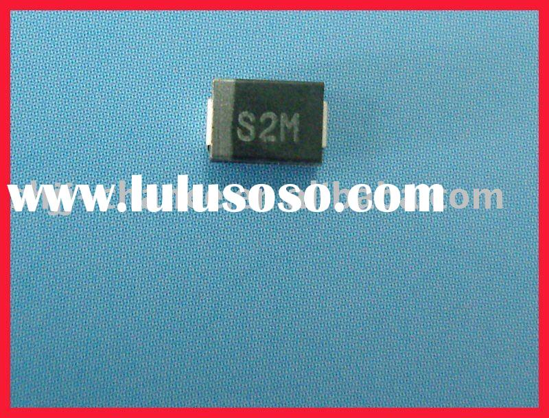 S2M 2 ampere smd surface mount general purpose rectifier