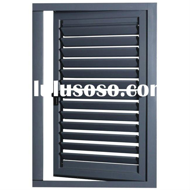 Shutter '; Louver;Aluminum window;Australia window; high standard door