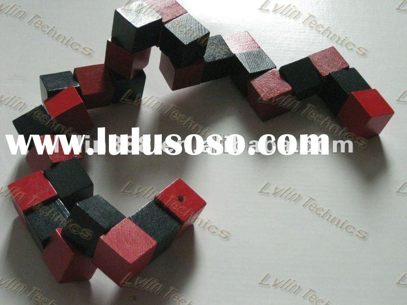 Snake Puzzle snake cube puzzle