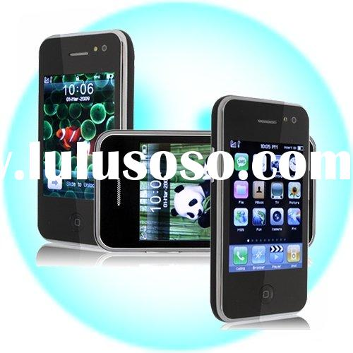 "T-Mobile phone H003 TV 3.2"" Touch JAVA Bluetooth Dual SIM Card GSM Quad band Chinese new china"
