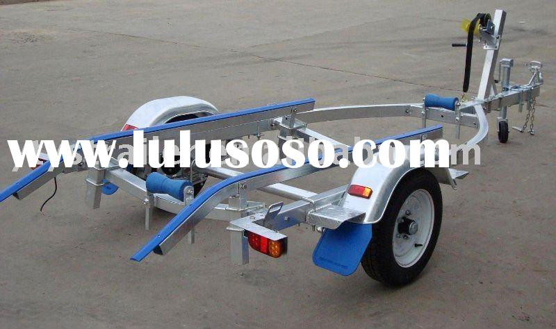 YS330P trailer for aluminium boats