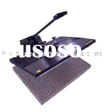 manual large format heat press machine (60x80cm/50x70cm)