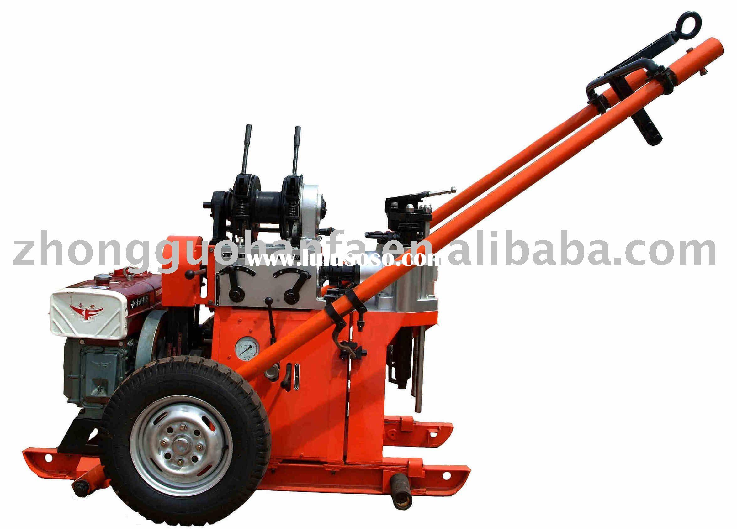 the most popular HF100 portable water drilling equipment