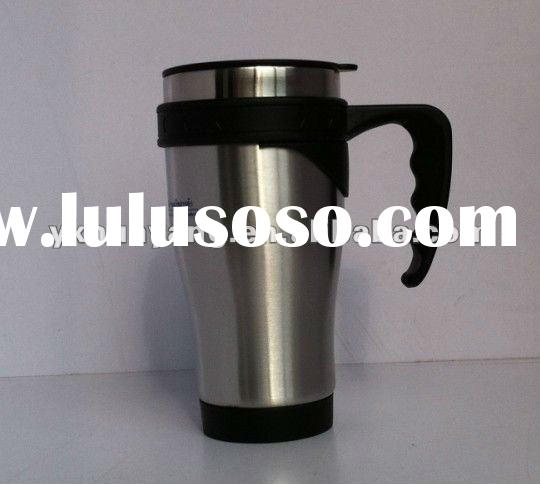 18/8 stainless steel promotional mug(HY-A132 with 140z)