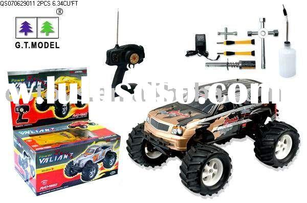 1:8th scale gas powered rc car