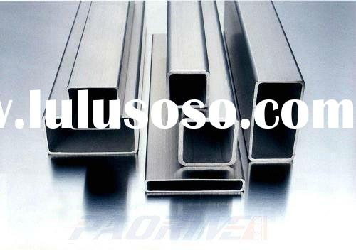 2011 HOT SALE Stainless Square Steel Tube