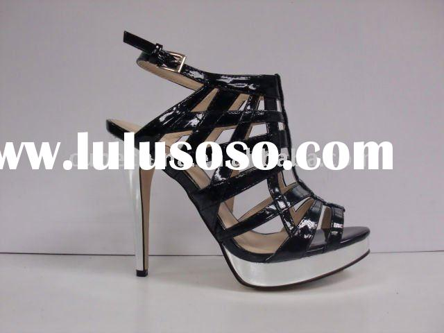 2011 Hot Selling!! Lady shoes for new season
