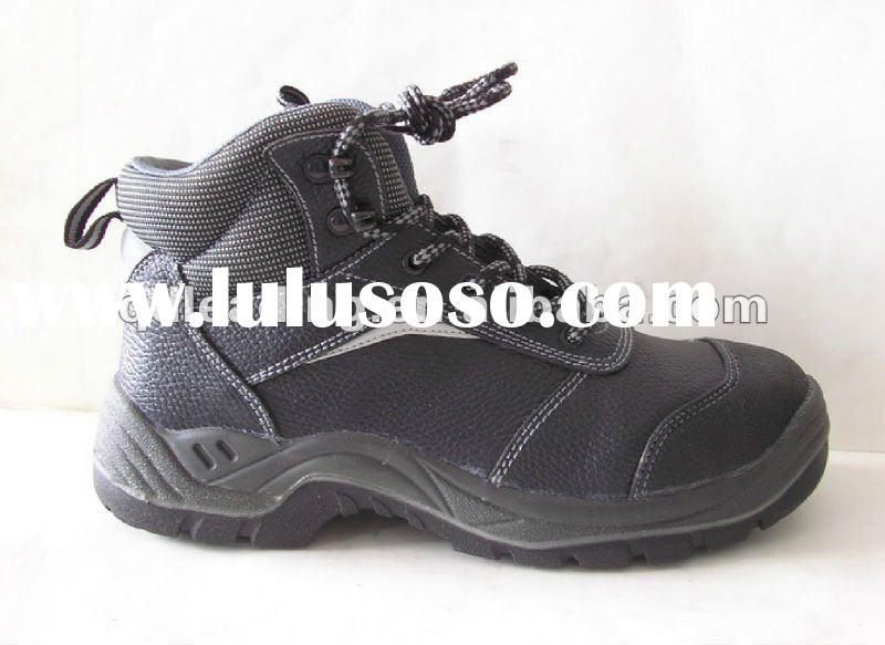 2012-0305C factory worker acid-resistant PU outsole safety shoes