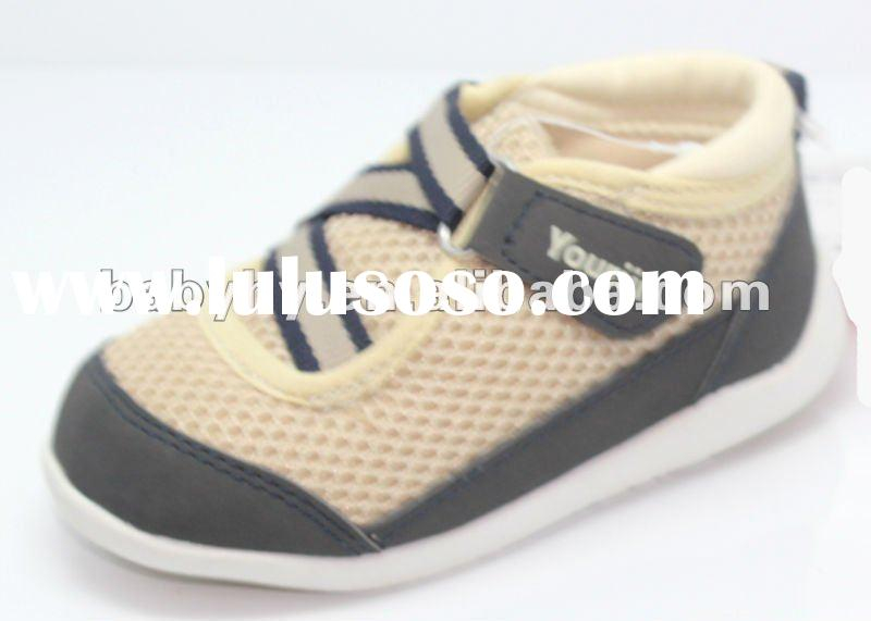 2012 comfortable&newest designer fashion children oem casual shoes for girls baby BH-S058E