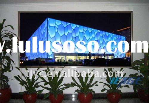 2012 hot sale P7.62mm led display/flexible led display