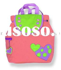 2012 new style fashional design child school bag backpack