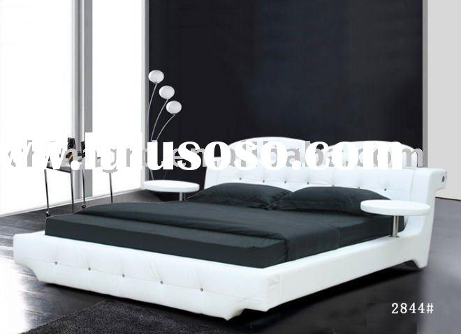 2844# European bedroom furniture set-bed
