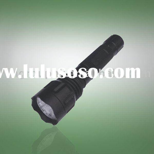 3W Rechargeable Flashlights in China