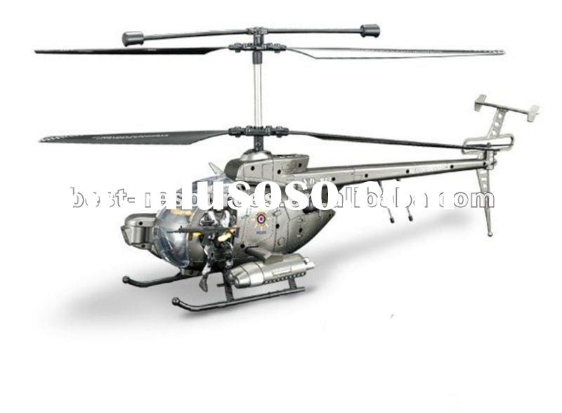 3 channel remote control helicopter with gyro& camera