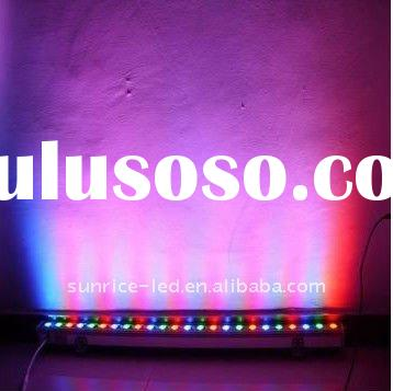 3 in 1 rgb led wall washer led U type wall washer, led projecting light, high power led wall washer
