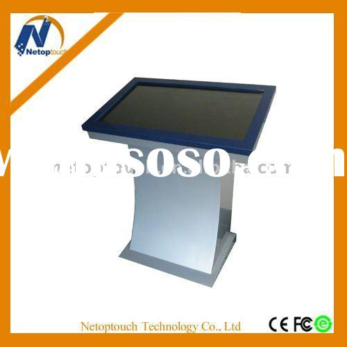 42'' lcd screen advertising display touch kiosk
