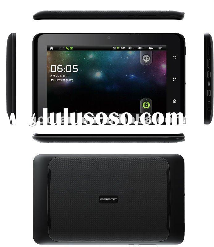 7INCH Tablet PC MID CAPACITIVE ANDRIOD 2.3 Samsung Cortex A8 1.0-1.2Ghz BUILT IN 3G+GPS WIFI 1080P M