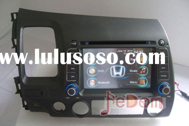 "7"" In-dash Car DVD GPS Navigation system Car Audio for Honda Civic"