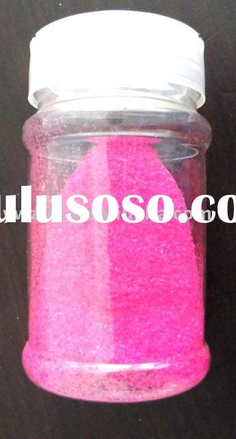 Acrylic glitter powder colored glitter