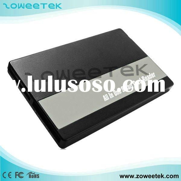 All In 1 Card Reader, Smart Card Reader - Ultra Slim only 7.8mm thickness