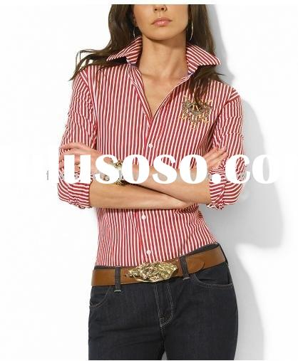 Best selling!women fashion shirt blouses&tops