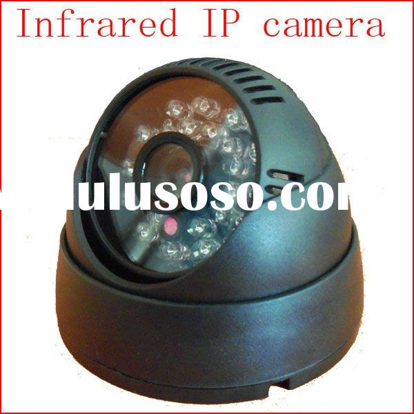Build-in DVR system, Plug-and-record video surveillance home/security camera with monitor/wireless h