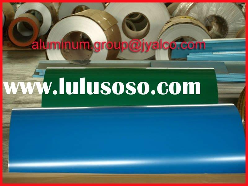 CHEAP PRICE COLOR ALUMINUM SHEET METAL WITH GOOD QUALITY