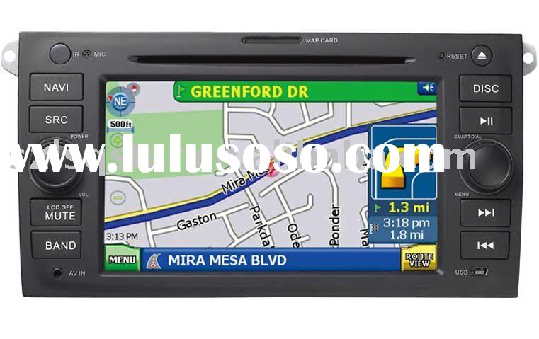Car DVD for Porsche Cayenne Buit-in GPS\Bluetooth ST-7990