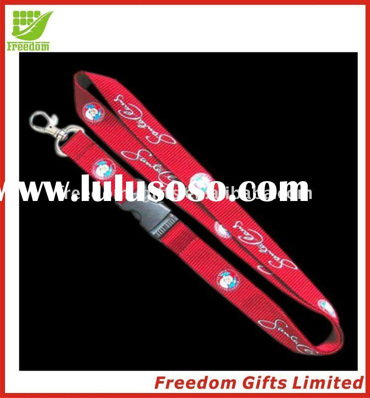 Cheapest Price Top Quality Polyester Lanyard