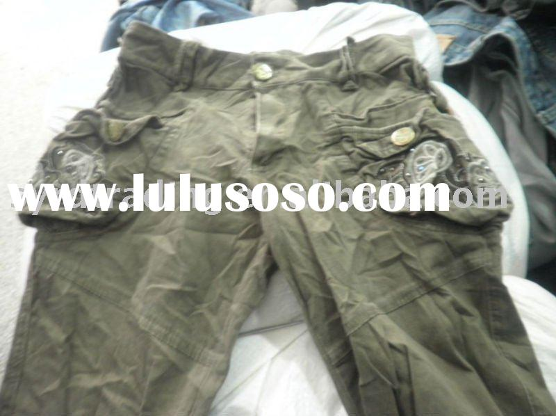 Cheapest used clothing sale