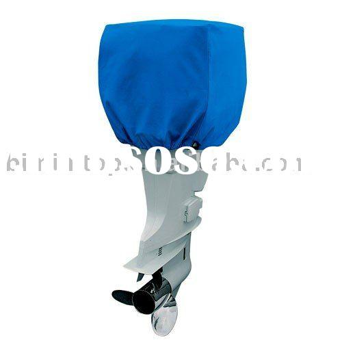 Classic 600D PU polyester oxford PU coated Engine Cover, Outboard motor cover