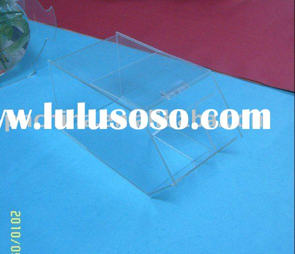 Clear Acrylic Candy Box;Clear Acrylic Candy Holder;Clear Perspex Candy Bin
