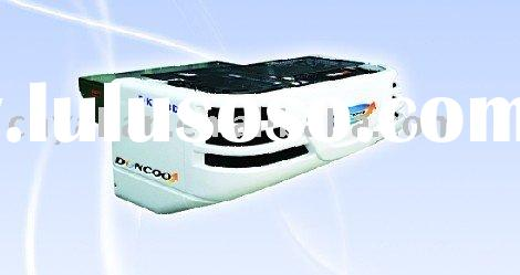 Cooling system for truck ,refrigeration unit
