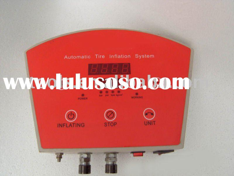 Digital Air pump (Automatic Tire Inflation System)