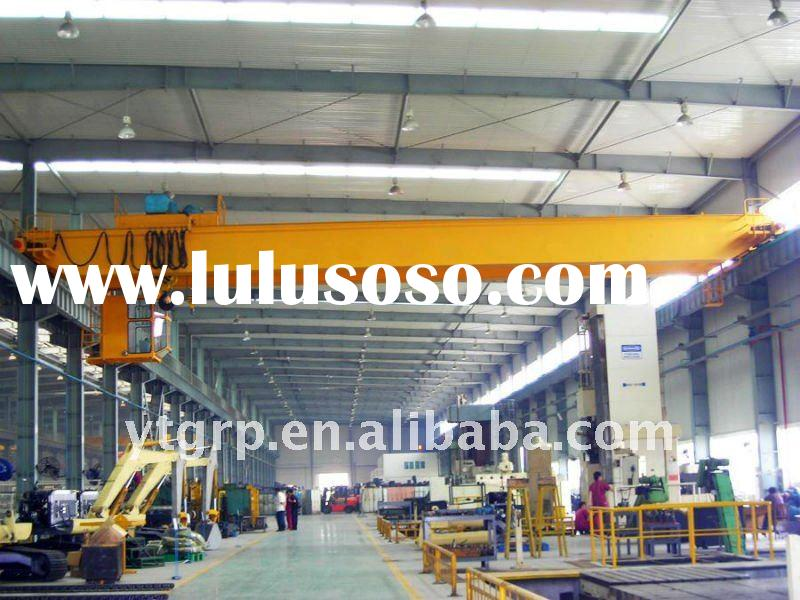 Double girder electric overhead crane design