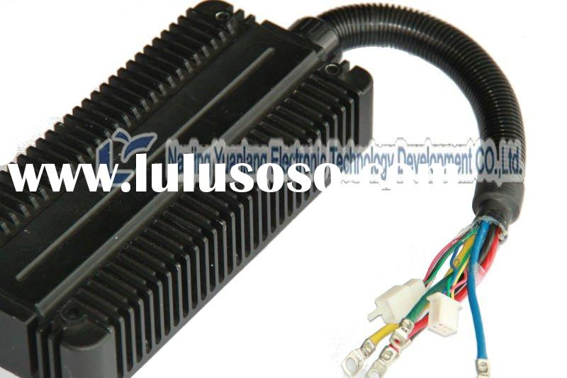 Electric Bicycle 48V500W Brushless Hub Motor Controller